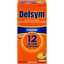 Delsym 12 Hour Cough Relief 5 oz