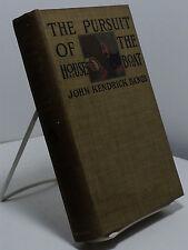 Pursuit of the House Boat by John Kendrick Bangs - Sherlock Holmes - Houseboat