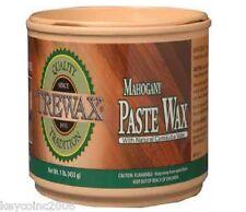 Trewax Mahogany Paste Wax 1 lb. for hardwood floors, Marble,  wood furniture