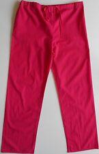 Crest Scrub Nurses Scrubs Uniforms Fuchsia Bottoms Size S