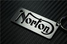 NORTON keyring Schlüsselring porte-clés keychain COMMANDO 961 MOTORBIKE