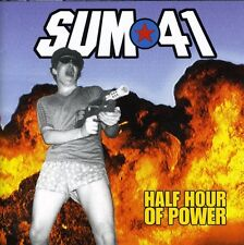 Sum 41 - Half Hour of Power [New CD] Germany - Import