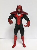 "DC Direct BLACKEST NIGHT RED LANTERN ATROCITUS 7"" Action Figure"
