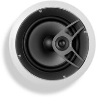 "Polk Audio 2-Way In-Ceiling Loudspeaker With 8"" Driver in White 