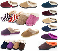 New Ladies Coolers Lightweight Slip Ons Mule Slippers Womens Size UK 4 5 6 7 8