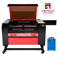 Mf 2028 100e 100w 28x20 Co2 Laser Engraver Cutter With Cw 5202 Water Chiller