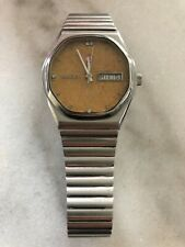 Rado Voyager Day/Date Automatic Men's Wrist Watch 636.3424.4 SN 28053664 Spanish
