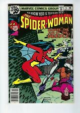 SPIDER-WOMAN # 9 (Cents Issue, DEC 1978), VG+