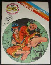 Shang Chi / Spider-Man Newspaper Strips / Eks almanah 362 / Yugoslavia 1983