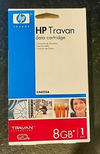 (2 PACK) HP Travan Data Cartidge 8GB C4425A NIB