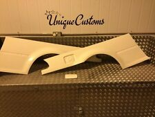 BMW E46 M3 50mm Wider Rear Fenders wide arches Overfenders Drift