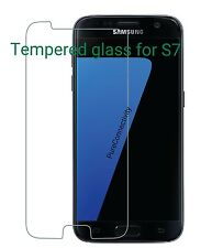 Tempered glass Screen Protector Premium Protection for Samsung Galaxy S7