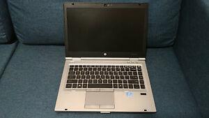 Laptop Hp Elitebook 8460p Core i5-2520m 8gb 64gb SSD Very Good
