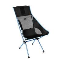 Helinox Stuhl SUNSET Chair black faltbar Hocker Camping Wandern Dachzelt