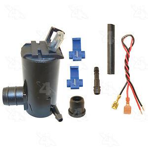 Windshield Washer Pump -ACI/AUTO COMPONENTS, INC. 172872- WIPE/WASH MOTOR/PUMP