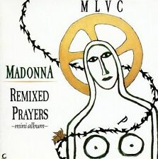 Madonna's als Import-Edition vom Musik-CD