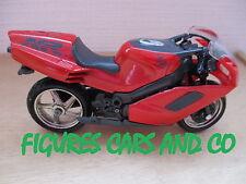 MOTO 1/18  HONDA 750 NSR ROUGE 1994  MOTORMAX