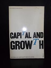 Capital And Growth Edited By G. C. Harcourt And N. F. Laing 1973 (Paperback)