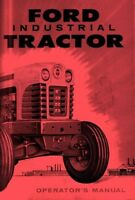Ford  1801 Series 1811 1821 1841 1871 1881 Tractor Owners Operator Manual FD