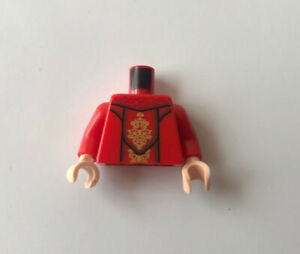 Lego Minifigure Part - Torso Only From Queen Amidala Star Wars