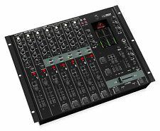 Behringer DX2000USB DJ-Mischpult 7-Kanäle 45mm Infinium Crossfader USB-Interface