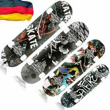Skateboard Deck Funboard Holzboard komplett 80x20cm Ahornholz Auswahl 6 c 15