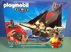 (N5238) Playmobil grand bateau pirates + télécommande RC ref 5238 en boite neuve