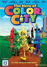 The Hero Of Color City (DVD + Digital Copy On Vudu)