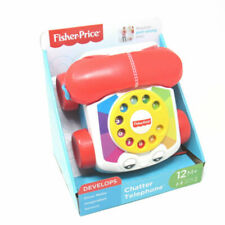 Telephone Toy Chatter Fisher Talking Phone Baby Fun 2 Days