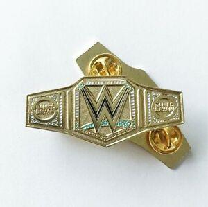 WWE Eco Friendly Daniel Bryan Heavyweight Belt, WWF WCW Hasbro Enamel Pin Badge
