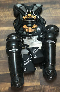 Easton Catchers gear adult, All-star face mask In excellent condition see pic