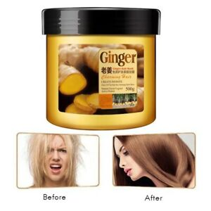 Ginger Hair Mask Moisturizing Care Products Steam Treatment Oil Control Nourish