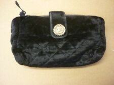 Authentic CHANEL Velvet Purse with Gold Hardware (14321059) COA  Authenticate4U b2c07e902d