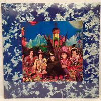 ROLLING STONES THEIR SATANIC MAJESTIES ORIGINAL SEALED VIRGIN VINYL 2ND ED. LP
