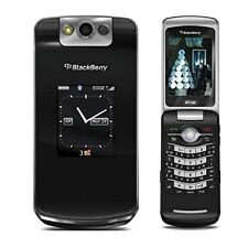 New Genuine BlackBerry Pearl Flip 8220 - Black (Unlocked) Smartphone - UK