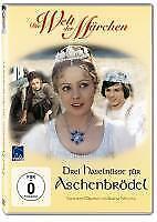 Drei Haselnüsse für Aschenbrödel - Die Welt der Märchen DEFA DVD-NEU