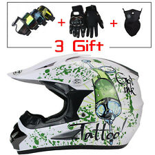 HOT Full Face Mountain Bike Helmet Downhill Mountain Helmet MotorCross Helmet