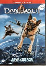 CANI E GATTI LA VENDETTA DI KITTY - DVD USATO