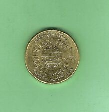 2011  CIRCULATED AUSTRALIAN $1 COIN - CHOGM, COMMONWEALTH HEADS OF GOV. MEETING