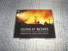 GUN N'ROSES MCDE UK SYMPATHY FOR THE DEVIL