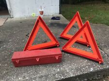 Dietz Emergency Warning Triangle