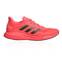 adidas Mens Supernova Running Shoes Trainers Sneakers Red Sports Breathable