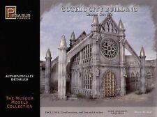 Pegasus Hobbies Gothic City Building SMALL SET 2 Fantasy Sci-Fi Wargaming Army