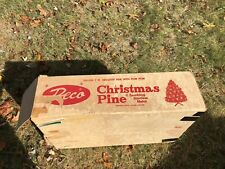 Vintage 7, Peco Aluminum Christmas Tree 144 Branches - No Stand