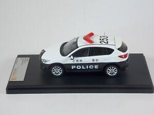 Mazda CX-5 Japanese Police 2013. 1:43 Scale. Premium X Die Cast PRD485. Ltd