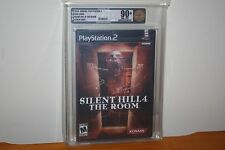 Silent Hill 4: The Room (PS2) NEW SEALED FIRST PRINT UNCIRCULATED MINT VGA U90+!