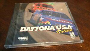Daytona USA  Deluxe Sega PC 1997 New