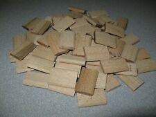 Festool Domino Tenon, Beech Wood, 5 X 19 X 30mm, quantity of 75