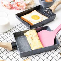 Non-stick Japanese Medical Frying Pan Omelette Pan Sushi Egg Roll Maker Pot