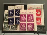 Germany DDR 1956 Sports Festival mint never hinged  stamps  R23389